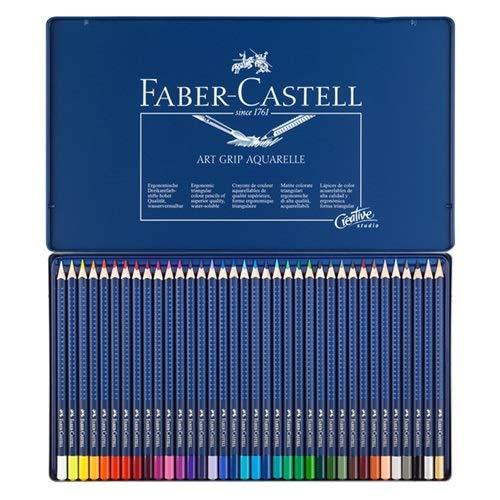 Faber-castell 114236 matite colorate, 36 pezzi