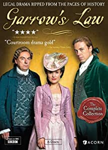 Garrow's Law: The Complete Collection [DVD] [2009] [Region 1] [US Import] [NTSC]