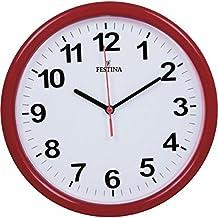 Festina - Reloj de Pared FC0128 - Rojo