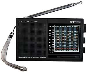 Roadstar TRA-2973/N Radio portable Noir