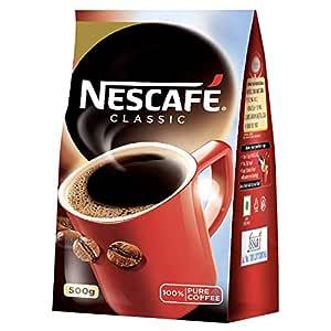 Nescafe Classic Coffee, 500g Stabilo Pack