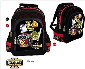 ANGRY BIRDS STAR WARS SAC A DOS CARTABLE - NOUVEAUTE (STM)