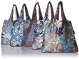 Envirosax ML. P Mallorca Tasche, Set von 5wiederverwendbare Einkaufstaschen Lebensmittels, farbenreiche