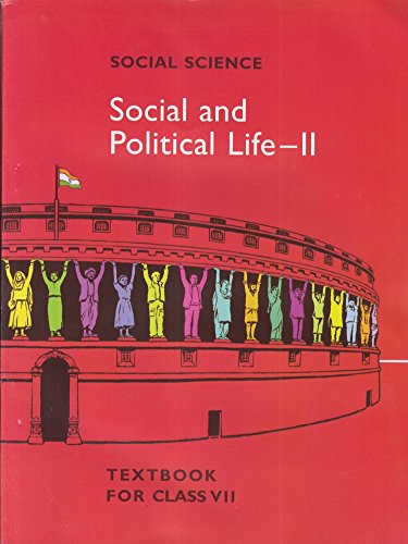 Social and Political Life Part – 2 Textbook in Social Science for Class – 7-764 51tkac6ZqcL
