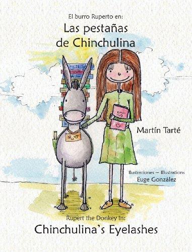 Las Pestanas de Chinchulina * Chinchulina's Eyelashes por Martin Tarte