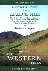 The Western Fells - Second Edition (Pictorial Guides) (Wainwright 50th Anniv Edn Bk 7)