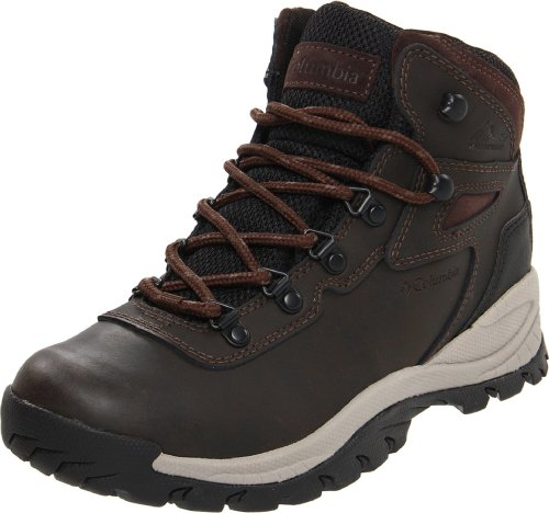 Columbia Women's Newton Ridge Plus-Wide Hiking Boot (Womens Columbia Stiefel Wasserdichte)