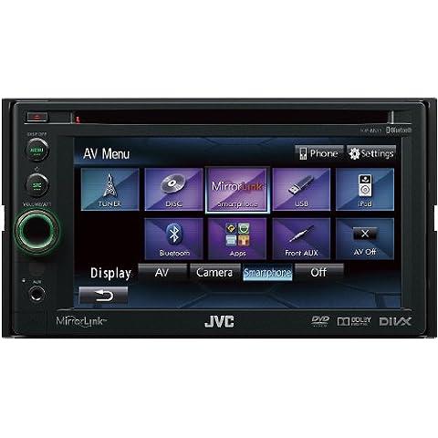 JVC KW-NSX1 sintonizzatore auto cd/dvd - Potenza Fet