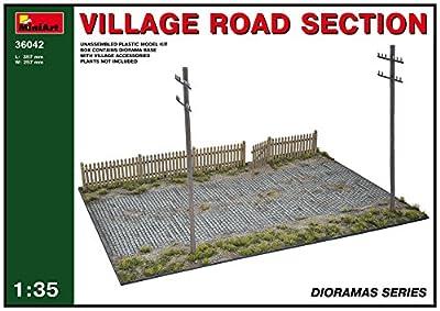MiniArt 36042 - Dorfstraßenabschnitt von MiniArt