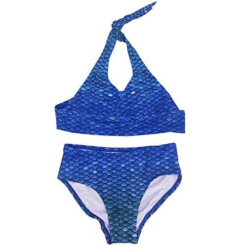 SUN TAILS Bikini Blue Lagoon Set M
