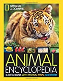 Animal Encyclopedia: 2,500 Animals with Photos, Maps, and More! (Encyclopaedia)