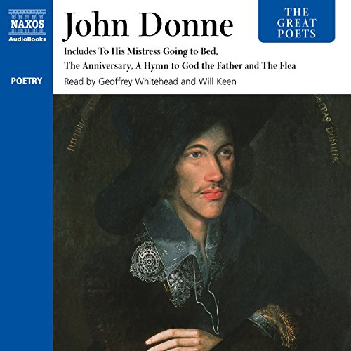 The Great Poets: John Donne  Audiolibri