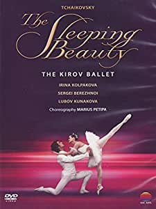 Tchaikovsky - The Sleeping Beauty (Petipa: The Kirov Ballet) [DVD] (1983) (EU Import) [2011] [NTSC]