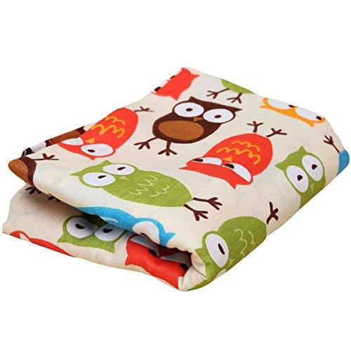 king-do-way-baumwolltuch-patchwork-stoffe-baumwolle-stoffreste-paket-reste-susse-eule-baumwollstoff-