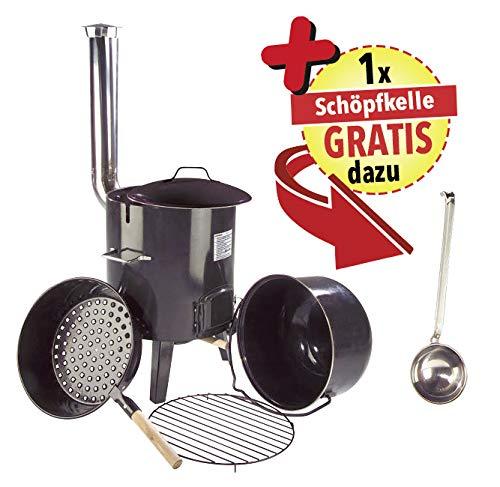 Westfalia Eintopf Ofen, 5-teiliges Set