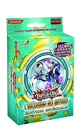 Konami - Deck Yu Gi Oh l'Ascension des Abysses Edition