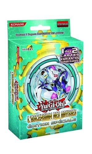 Konami - Deck Yu Gi Oh l'Ascension des Abysses Edition, occasion d'occasion  Livré partout en France