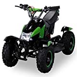 Miniquad Cobra Kinder ATV 49 cc Pocketquad 2-takt Quad ATV
