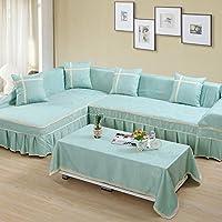 LY&HYL All-Season Tessile per la casa copertura completa copertura divano divano Mobili Protector Anti-skid , 3 , 210*260Loveseat