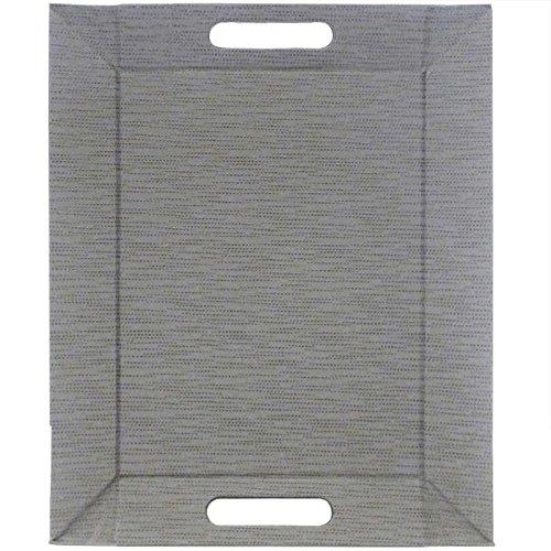 FreeForm Plateau multifonctions réversible Noir/gris Taille M