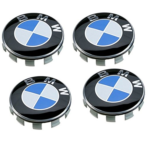 bmw-68mm-centre-wheel-caps-x-4