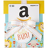 Amazon.co.uk Gift Card - Hello Baby Reveal - FREE One-Day Delivery
