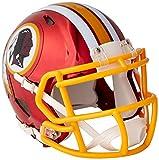 Riddell Mini Football Helm - NFL Chrome Washington Redskins