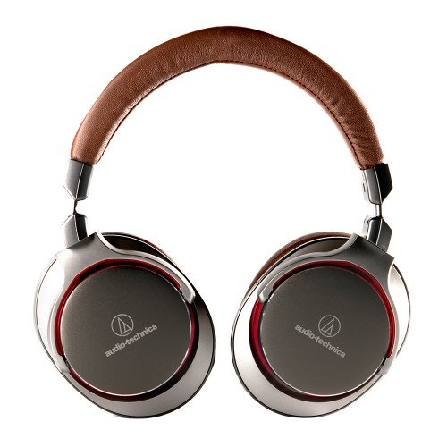 Audio Technica ATH-MSR7 High-Resolution Kopfhörer Silber - 3