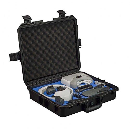 Profi Transportkoffer für DJI Mavic Pro und Goggle - Platz für bis zu 4 Akkus und Zubehör - Koffer - Perfekt zum Reisen - Freewell Edition