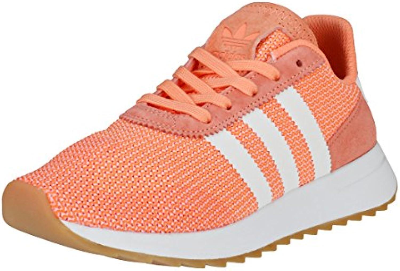Mr.   Ms. Ms. Ms. Adidas FLB_Runner W Aqua bianca Gum Prima il consumatore Materiali selezionati Diversi stili e stili   Qualità Stabile    Uomo/Donna Scarpa  10026d