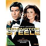 Remington Steele - Die komplette vierte und fünfte Staffel