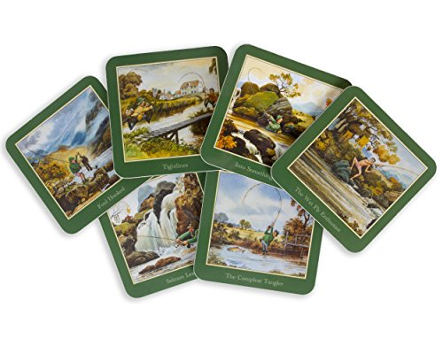 6-thelwell-fishing-coasters-from-his-iconic-sporting-prints-british-made-fishing-gifts