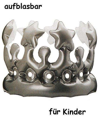 Unbekannt Krone -  Silber / grau Farben -