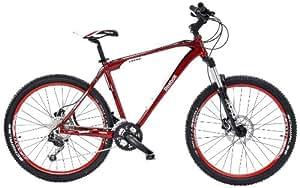 "Reebok Fitness Gecko Vélo adulte Rouge 66 cm (26"")"