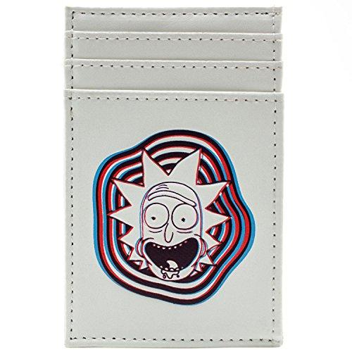 Cartera de Rick and Morty Hallucinogenic Portal Rick Blanco