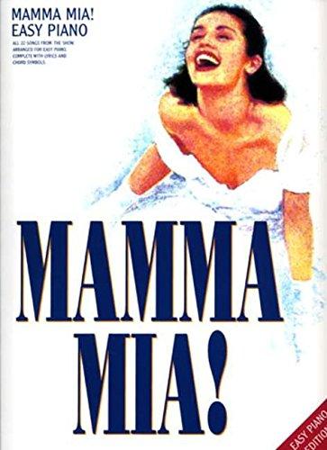 Mamma Mia! - Easy Piano dition Piano, Voix, Guitare