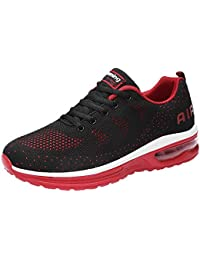 new product 85738 40d85 Kinlene Hommes Femme Basket Mode Chaussures de Sports Course Sneakers  Fitness Gym athlétique Multisports Outdoor Casual