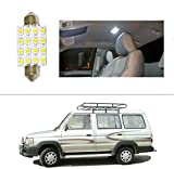 AutoStark 16 LED Roof Light Car Dome Light Reading Light for Toyota Qualis