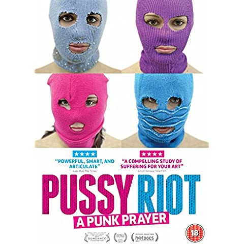 Pussy Riot - A Punk (Riot Serie)