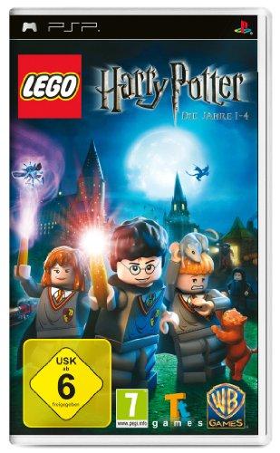 Lego Harry Potter - Die Jahre 1 - 4 [Sony PSP]
