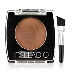 Palladio Cosmetic Eyebrow Powder Brown 0.08 Ounce