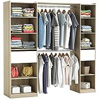 suchergebnis auf f r kleiderschrank breite 200. Black Bedroom Furniture Sets. Home Design Ideas