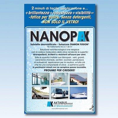 Aktarus Nanopack - Kit tratamiento cristal