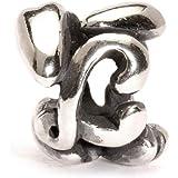 Trollbeads - Charm, Argento Sterling 925