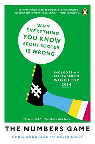 Downloadpdf the numbers game why everything you know about soccer downloadpdf the numbers game why everything you know about soccer is wrong by chris anderson pdf fandeluxe Choice Image