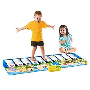 dopobo pliant jouet musique tapis de danse led jouet. Black Bedroom Furniture Sets. Home Design Ideas