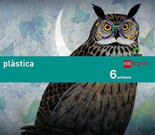 Plàstica. 6 Primària. Saba - 9788467579093