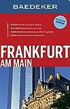 Baedeker Reiseführer Frankfurt am Main: mit GROSSEM CITYPLAN
