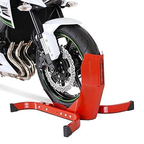 Bloque Roue pour Moto Honda Shadow VT 1100 C3 Aero Constands Easy Plus Rouge