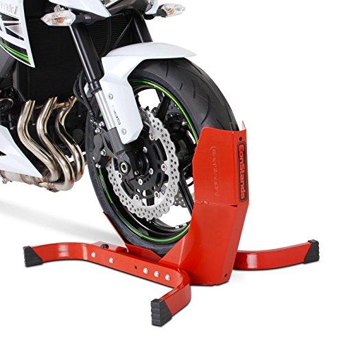 Constands Easy Plus Motorradwippe für Anhänger Transportständer Montageständer Radhalter Wartung und Reparaturen